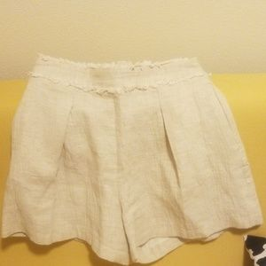 ZARA Basic collection shorts